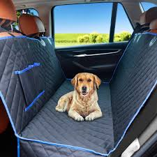 crazylynx dog car seat cover waterproof scratch proof non slip back seat pet protection dog travel hammock 148cm x 138cm for all cars co uk pet