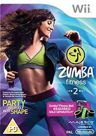 zumba 2 fitness wii game only