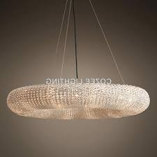 round chandelier light round chandelier light modern chandeliers lighting round crystal chandelier halo hanging light for home hotel living and images