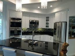 kitchen backsplash white cabinets black countertop review of 10