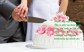 Marriage Anniversary Cake Images With Wishes For Wife Best Wishes