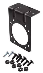 will the no drill trailer wiring harness mounting bracket fit a mounting bracket for 7 way