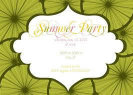 invitation wording for neighborhood party refrence block party