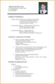 How To Do Resumes For A Job 60 how to write job application resume pandora squared 53