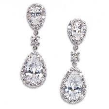 chandelier earrings or diamond for wedding new jewelry