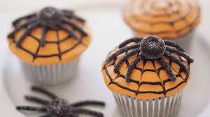 halloween spider cupcakes. Modren Spider Spiderweb Cupcakes On Halloween Spider