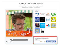 just like with the total profile picture change the frame will expire at the date specified and your profile picture will revert to its previous state