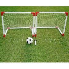 <b>Ворота футбольные DFC 2</b> Mini Soccer Set сетка - доставка по ...