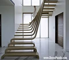 Modern Interior Stairs Designs Staircase Railing Ideas