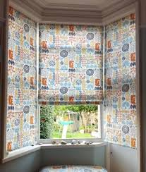 Choosing Curtains Or Blinds For Your Bay Window » Russells Roller Blinds Bay Window