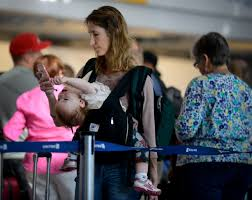 20 Types Of People Seen In An Airport Speakzeasy
