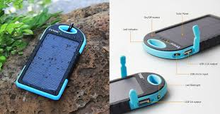 solar chargers, portable lightweight chargers for travel, The 5 best every kind of traveler