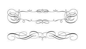 frame border. Wonderful Border Swirly Scroll Frame And Border Vectors And
