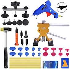 Amazon.com: Super PDR <b>Paintless</b> Dent Repair (<b>PDR Tools</b>) Kit ...