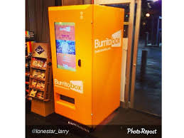 Cheese Vending Machine Enchanting Burrito Vending Machines Are Now In LA PEOPLE