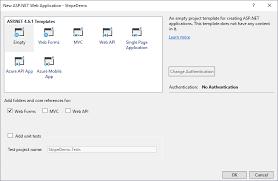 Stripe Templates Using Checkout In An Asp Net Web Forms Application Stripe Checkout