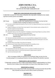 Resume Templates For Finance Professionals 24 Best Finance Resume