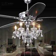 liberal chandelier ceiling fan combo 39 new crystal ideas with regard to 10