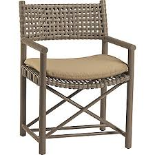 McGuire Furniture Barbara Barry Outdoor Plateau Sofa No BB28Mcguire Outdoor Furniture