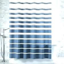 navy and white striped shower curtains striped shower curtain black and white for stylish bathroom navy