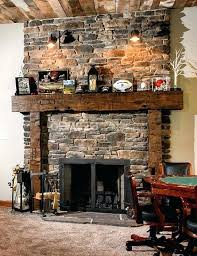 best rustic fireplace mantels ideas on brick decorations homestore