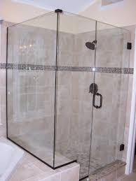 Shower Door screen shower doors photographs : Frameless Shower Clips Vs. U Channel - The Glass Shoppe A Division ...