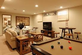 basement pool table. Perfect Basement Small Basement Ideas Family Room Pool Table Sofa Wooden Side Tables For Basement Pool Table E