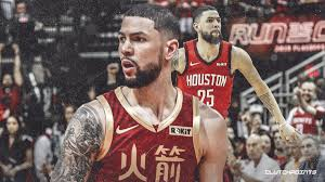 Rockets news: Austin Rivers out vs. Lakers due to sprained ...