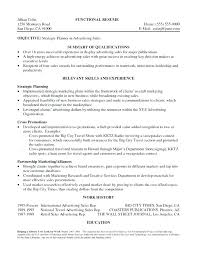 Google Resume Builder Google Resume Sample Sample Functional Marketing Resume Summary On 84
