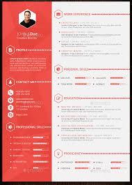 Graphic Design Resume Designs Filename Reinadela Selva