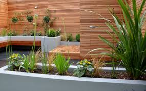 Small Picture modern garden design london London Garden Design