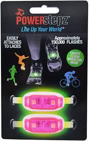 4id Lights Amazon Com 4id Power Stepz Pink Sports Outdoors