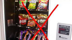 Vending Machines Edinburgh Adorable Petition University Of Edinburgh Make Vending Machines Healthier