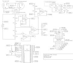 The hardware schematic is