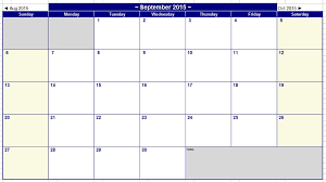 Microsoft Office 2015 Calendar Template Microsoft Office Monthly Calendar Template Konnyaku Us