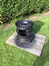 Garden Wood Burner Fire Pit Bbq In Sk5 Stockport Für 35 00 Zum Verkauf Shpock At