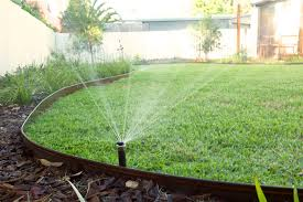 install the best irrigation system
