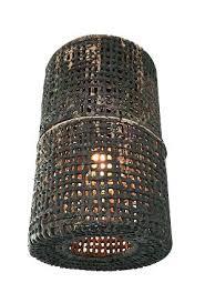 hanging basket light poinsettia lights solar