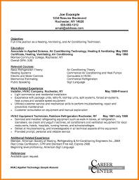 Hvac Resume Mechanical Engineer Hvac Resume Free Pdf Download