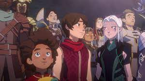 Rayla, The Dragon Prince, anime ...
