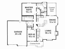 e story house layout 33 best house plans 1 story