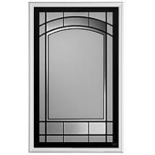entry door glass inserts. San Pietro 22-inch X Entry Door Glass Inserts The Home Depot Canada