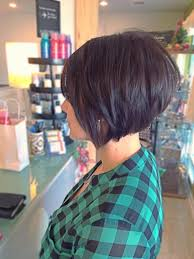 Stacked Bob Hair Style 35 short layered haircuts for women short bobs bobs and layering 5302 by wearticles.com