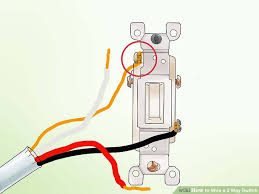 how to wire a way switch pictures wikihow image titled wire a 3 way switch step 9