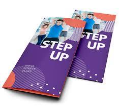 Tri Fold Brochure Online Design Design And Print Trifold Brochures On Canva