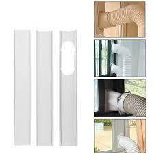 3 Stücke 19 Mt Einstellbare Fenster Slide Satz Platte Klimaanlage