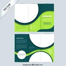 Microsoft Brochure Templates Free Download Fold Brochure