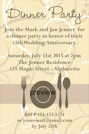 Dinner Party In Nice Free Invitation Templates Invite Template