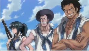 Tsuru jeune est super classe *^* | One Piece 🍗 Amino