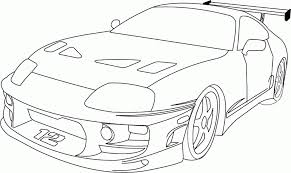 Small Picture Fast And Furious Coloring Pages Coloring Home